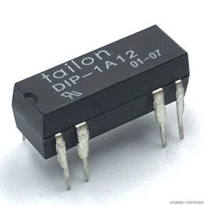 10 PCS  NEW Original  NEC 12V EA2-12 EA2-12NU Signal Relay DIP-10 #S1510 YT