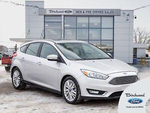 2018 Ford Focus Titanium HEATED SEATS | SYNC