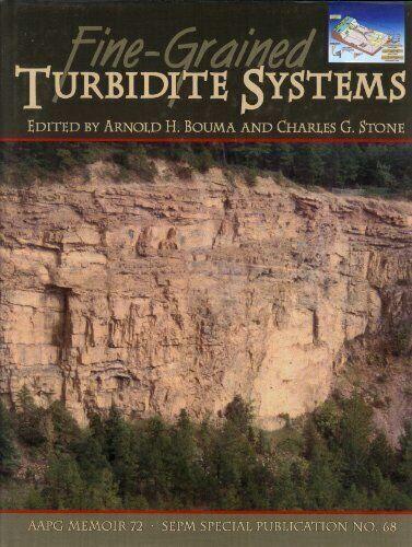 Fine-Grained Turbidite Systems (AAPG Memoir), A. H. Bouma, Good Book