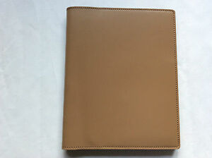 Pinetti-Note-pad-A5-14-5X21-smooth-leather-toupe