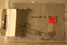 U.K.Sopwith 1.B1 1 1/2 Strutter 1/72 Airplane Model Kit