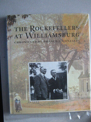 The Rockefellers at Williamsburg  Backstage With the Founders