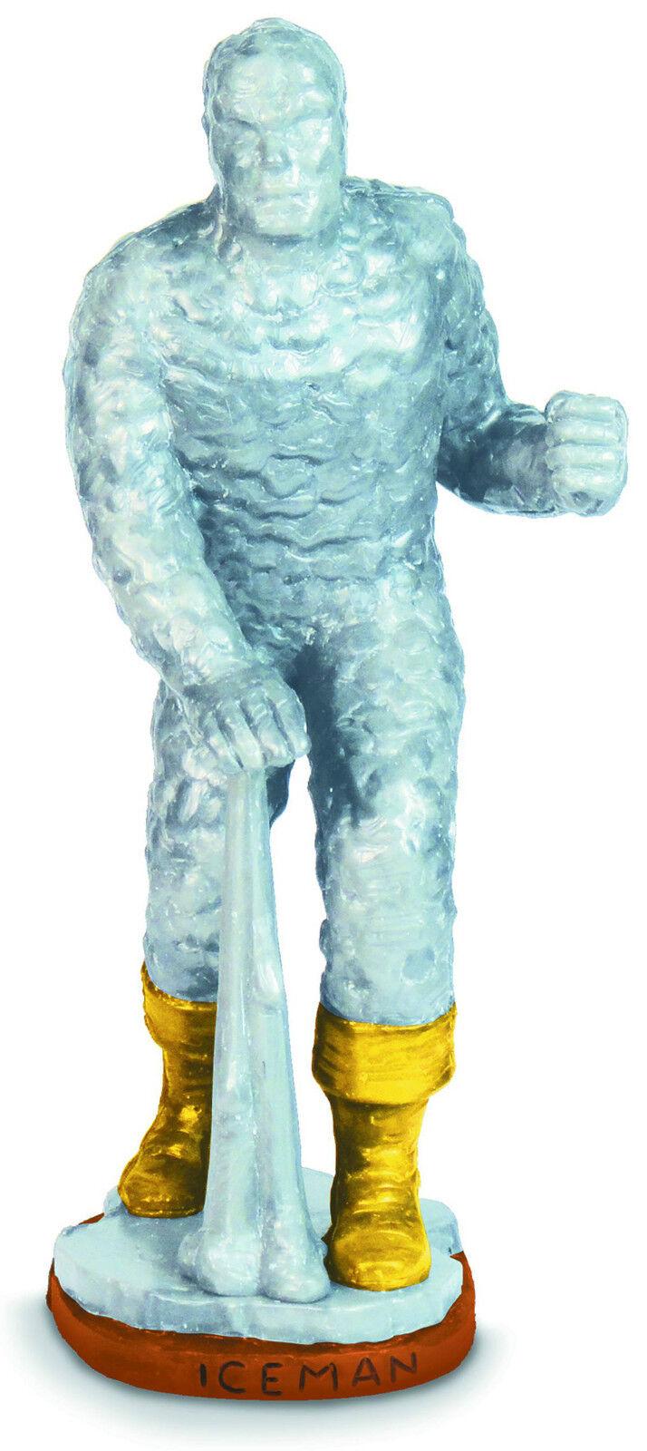 Dark Horse Deluxe Classic Marvel Characters Statue X-Men  5 Iceman UK Seller