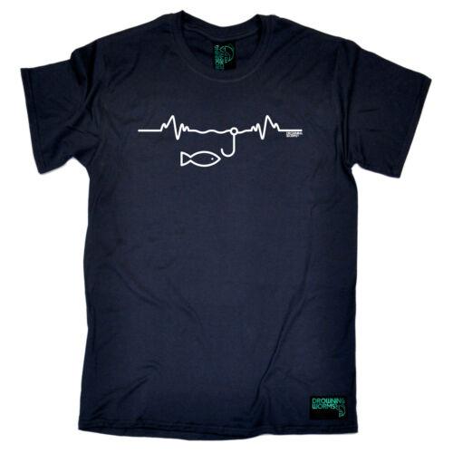 Fishing T-Shirt Drôle Nouveauté Homme tee tshirt-impulsion de pêche