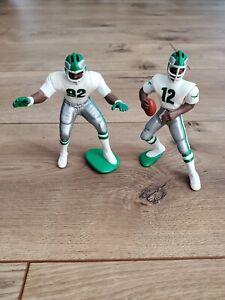 1989 Starting Lineup Reggie White and Randall Cunningham Philadelphia Eagles
