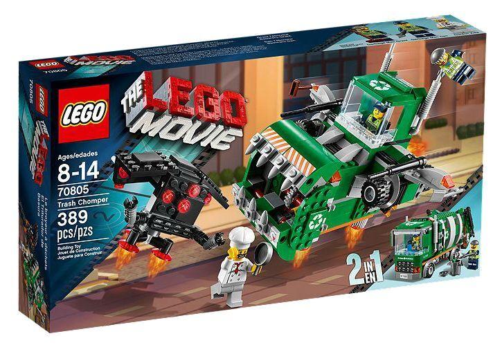 LEGO® The Lego Movie 70805 Müllschlucker NEU OVP_ Trash Chomper NEW MISB NRFB
