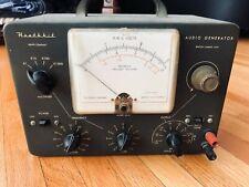 Heathkit Audio Generator Ag 9