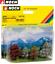 thumbnail 1 - NOCH-25420-Shrubs-Flowering-3-4-CM-High-5-Piece-New-Boxed