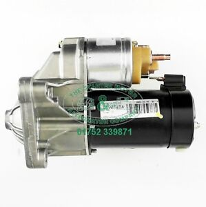 renault kangoo megane 1 9 dci dti starter motor s1729 ebay. Black Bedroom Furniture Sets. Home Design Ideas