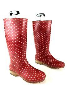 Tolle Damen Gummistiefel Regenstiefel Gr 37 | eBay YhHEb