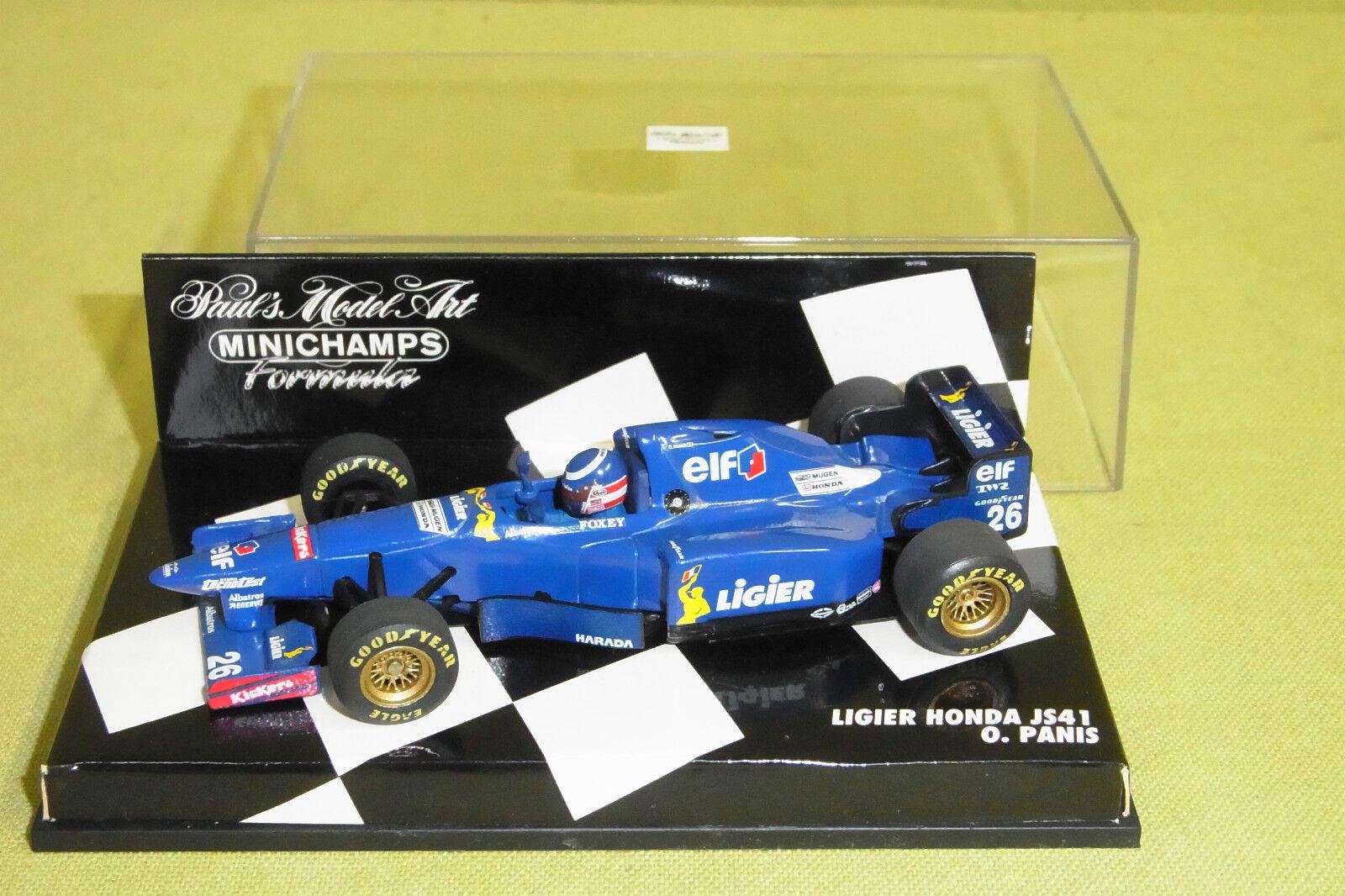 Minichamps-Ligier Honda js41-O. panis