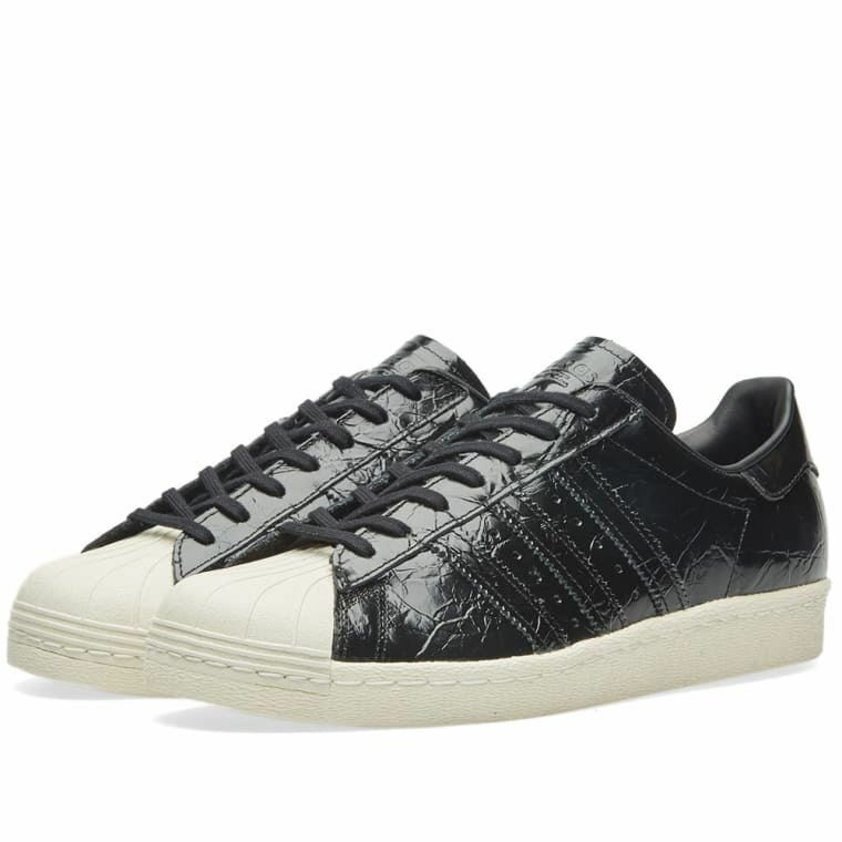 Adidas Originals Superstar pour Femme 80 S S 80 baskets noir (BB2055) ddcb06