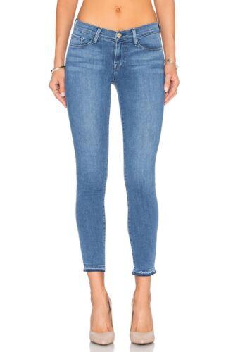 Jeanne 8 Skinny Denim Jeans En W25 Osage Frame Uk 6 Le Crop De 1qgwxIx7