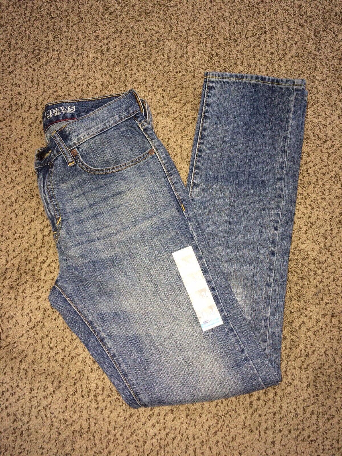 Old Navy Slim Pant (Just below waist  Slim high. Slim Leg) 30 x 34
