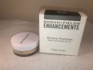 33051f6aa52 Image is loading Rodan-and-Fields-Enhancements-Mineral-Peptides-SPF-20-