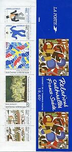 STAMP-TIMBRE-FRANCE-1994-FRANCE-SUEDE-N-BC2872-NEUF