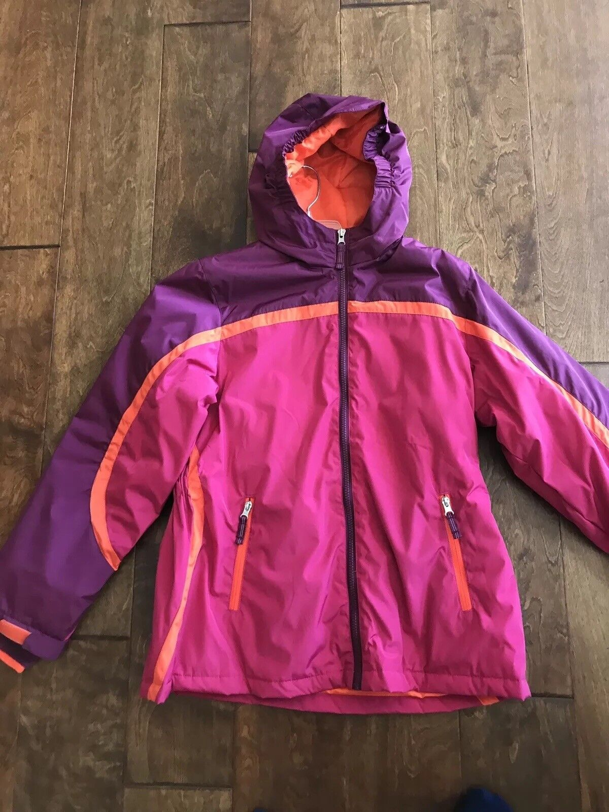 Lands End Squall Jacket, Téli kabát 16 Girls Youth