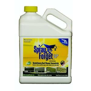 Spray And Forget Sf1g J 1 Gallon Concentrated No Rinse Eco