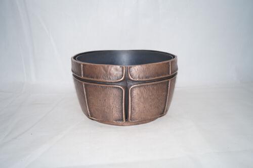 Grabschale, Pflanzschale, Grabschmuck aus Bronze