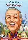 Quien Fue Walt Disney? by Whitney Stewart (Paperback / softback, 2012)