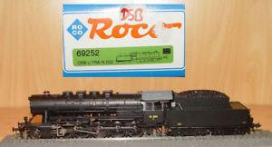 Roco 69252 Dampflok LITRA N 202 d. DSB Wechselstrom (AC) NEU OVP