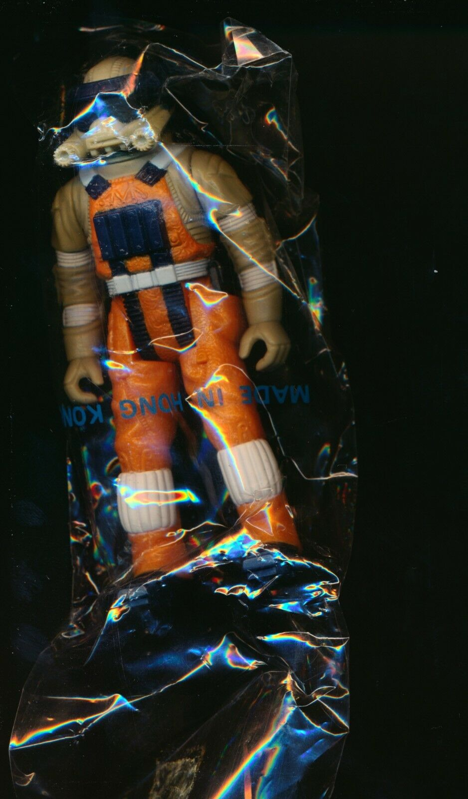 NEW Vintage Robotix Tauron Oxus Space Commander Astronaut Action Figure Toy