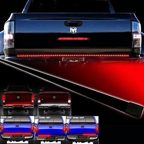 "Waterproof 60/"" LED Strip Tailgate Bar Reverse Brake Signal Light For Ford Truck"