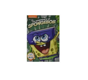 Le Avventure Di Spongebob (DVD nuovo, italiano) Cartoni animati