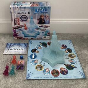 DISNEY congelato 2 Elsas poteri magici gioco, COMPLETO! Elsa si accende!