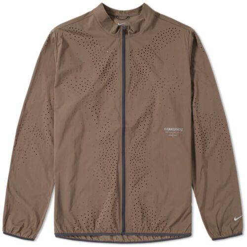 Nike Lab x Gyakusou Laser Light Running Jacket ~ 811224 260 ~ Size X Large
