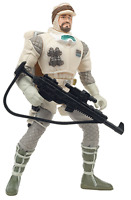 Star Wars Power Of The Force Hoth Rebel Soldier Action Figure