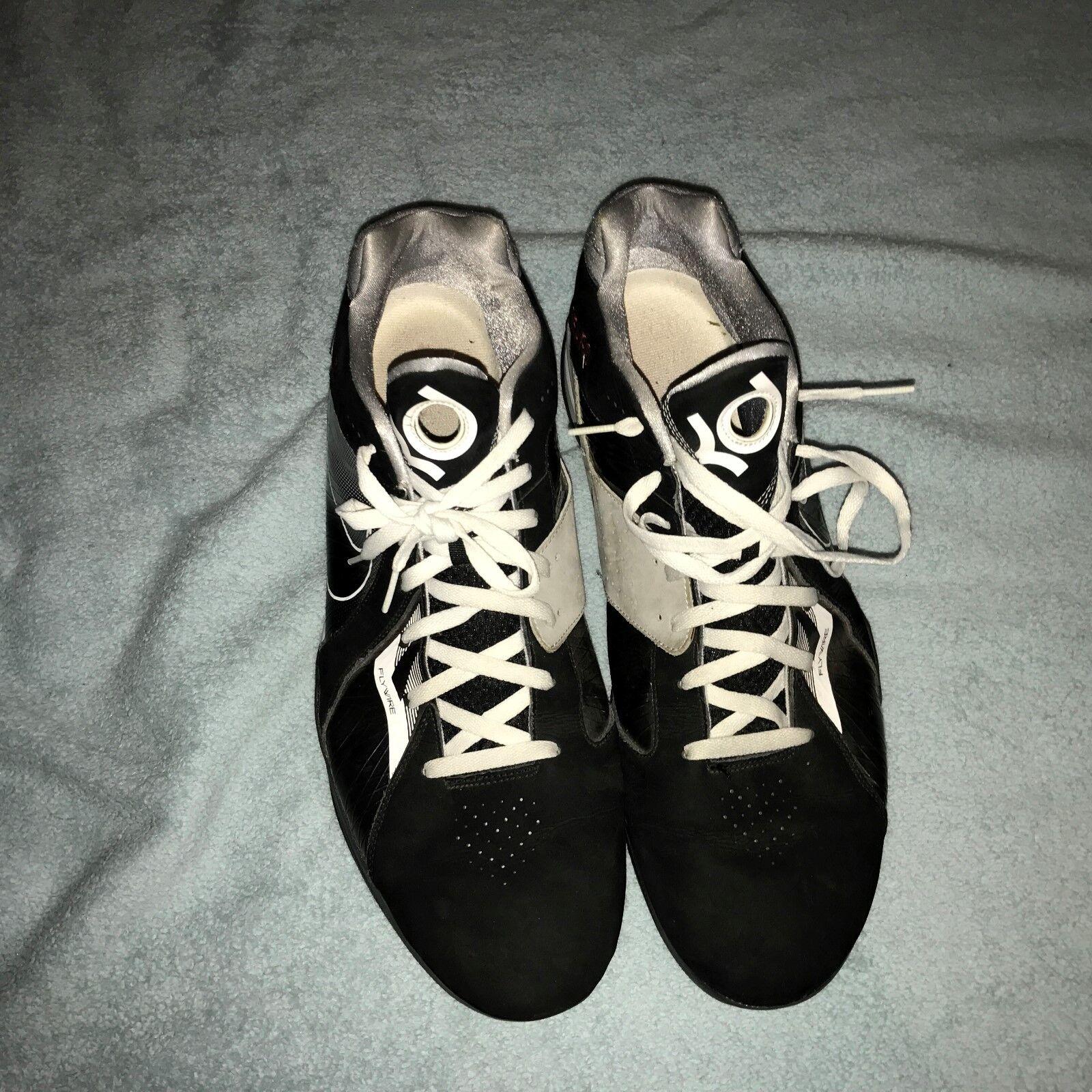 save off dcada 94087 Nike Zoom KD KD KD III negro tamaño NIKEiD hombres tamaño 18 Estados Unidos  reducción del