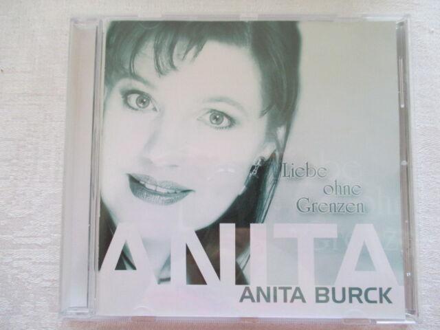Anita Burck - Liebe ohne Grenzen - CD