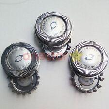 3x Shaver Head For Philips Norelco HQ56 HQ55 HQ4 HQ3 Reflex Plus 6863XL CloseCut