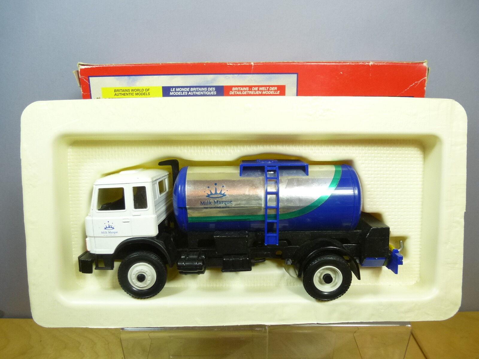 Britains Model No.9599 lait  marque  TANKER  VN En parfait état, dans sa boîte