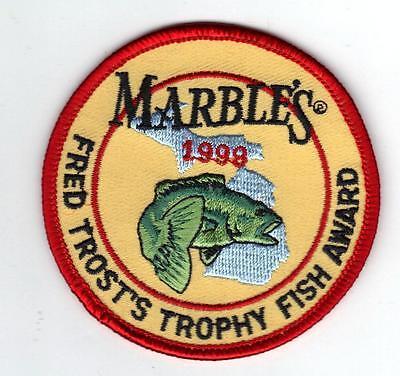 2003 FRED TROST ELK PATCH-MICHIGAN DEER-BEAR-TURKEY-ELK-MOOSE-FISHING-ONTARIO
