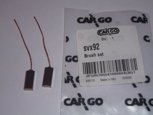 VALEO ALTERNATOR BRUSHES//KIT FOR RENAULT CITROEN VW BMW