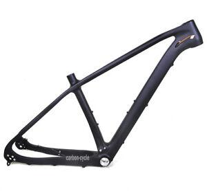 20-5-034-BB92-27-5er-Carbon-Mountain-Bicycle-Frame-Clamp-UD-Matt-142x12mm-Thru-Axle