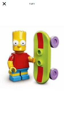 LEGO 71005 Simpsons Series 1 Minifigure Bart
