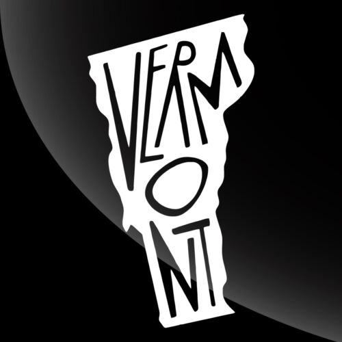 Vermont VT State Pride Decal Sticker - TONS OF OPTIONS