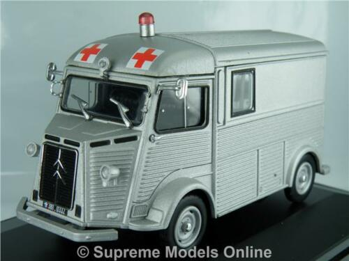 CITROEN Tipo HZ-nel 1968 Ambulanza Van 1//43RD SCALA confezionato problema PKD K8967Q ~ # ~