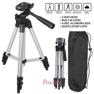 Camera-Camcorder-Tripod-stand-fit-for-Canon-Nikon-Sony-Fuji-Olympus-Panasonic