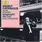 Ludwig van Beethoven - Beethoven: Symphonien Nos. 5 & 7 (1989)