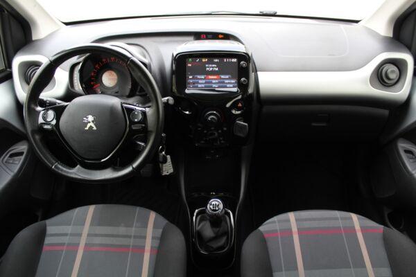 Peugeot 108 1,0 e-VTi 69 Allure - billede 5