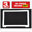 Genuine-Apple-MacBook-13-034-2009-A1342-Front-LCD-Screen-Surround-Trim-Bezel-Cover thumbnail 1