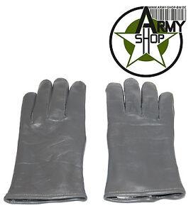 Bekleidung Nappaleder Damen Handschuhe Lederhandschuhe mit Druckknopf gefüttert  S M L