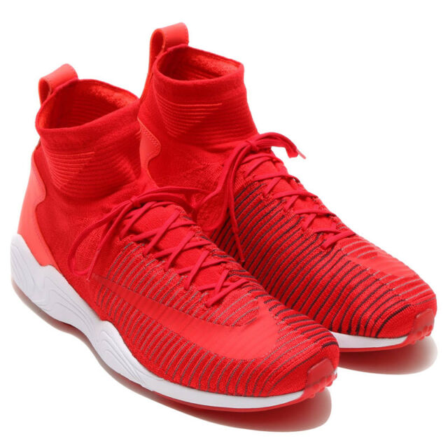 e7beed2a9b8bf Nike Zoom Mercurial XI FK Mens Hi Top Trainers 844626 SNEAKERS Shoes ...