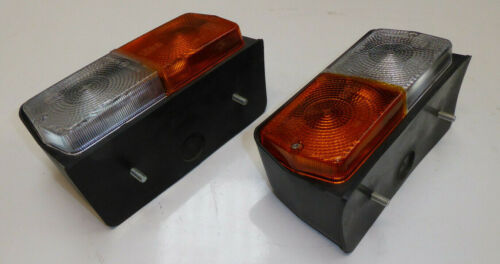 FORD A PAIR OF REAR LIGHTS VARIOUS - SEE LISTING NEW HOLLAND TRACTORS