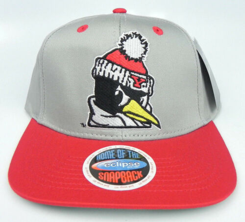 STATE PENGUINS NCAA VINTAGE SNAPBACK RETRO 2-TONE CAP HAT NEW! YOUNGSTOWN ST