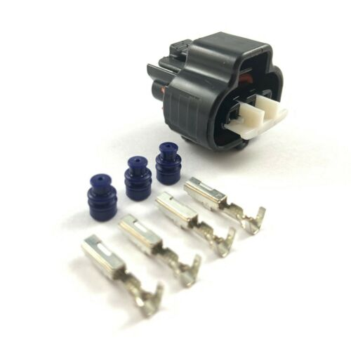 Suzuki 3-Pin Throttle Position Sensor Connector Plug Kit for TPS 13550-13D60